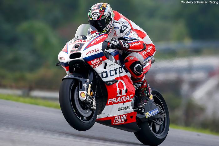 """MotoGP, Petrucci: """"Dormo attaccato alle macchine, ma correrò a Losail!"""""""