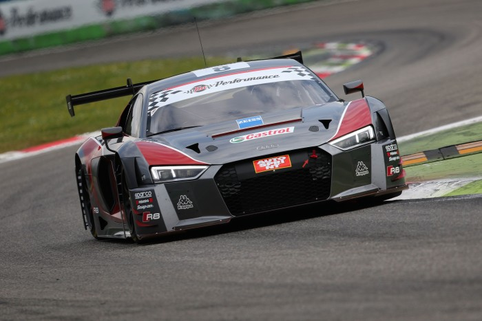 GT Italia: a Monza si alternano in Pole Ferrari e Audi. Per Maino è pole nella GT Cup!