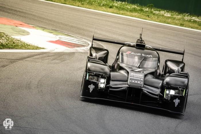 Audi Sport porta a Monza la R18: ecco in quanto hanno girato. Guarda le FOTO
