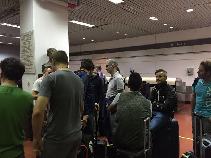 L'Argentina non dà tregua alla MotoGP: mezzo Circus è ancora bloccato in aeroporto