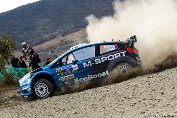 2016 FIA World Rally Championship / Round 03 /  Rally Mexico // March 3-6, 2016 // Worldwide Copyright: M-Sport/McKlein