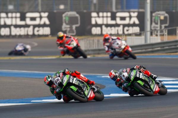 Guerra aperta nel box Kawasaki: Sykes pronto ad andare in Ducati?