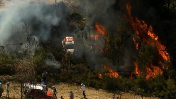 incendio paddon portogallo wrc 2016