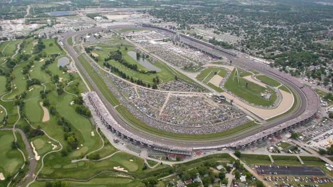 L'ovale di Indy