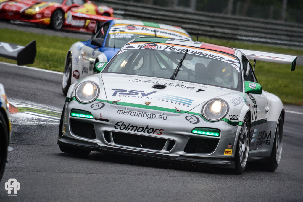 GT Cup: Tommy Maino pronto all'assalto di Imola!