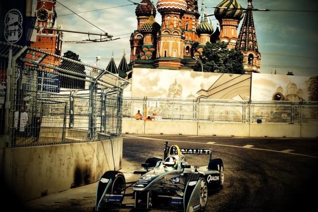 Moscow ePrix cancellato