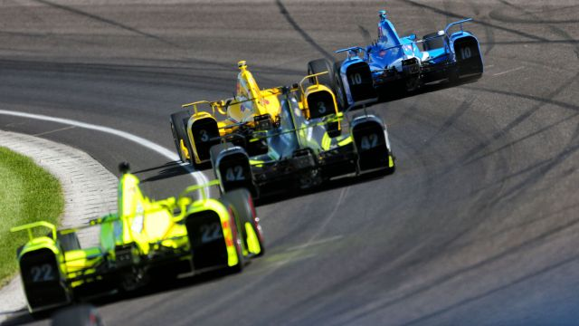Prove Indy 500