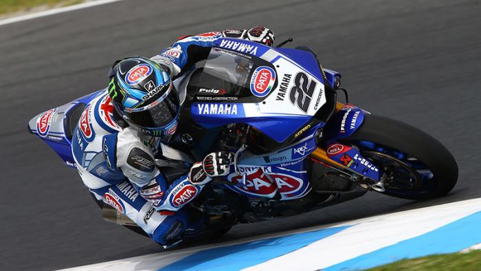Guintoli dà forfait: a Sepang la Yamaha avrà solo Alex Lowes