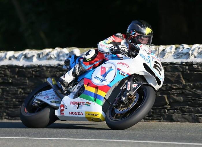 Honda RC213V-S TT 2016 Bruce Anstey