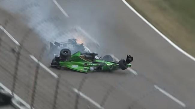 Crash Daly Newgarden