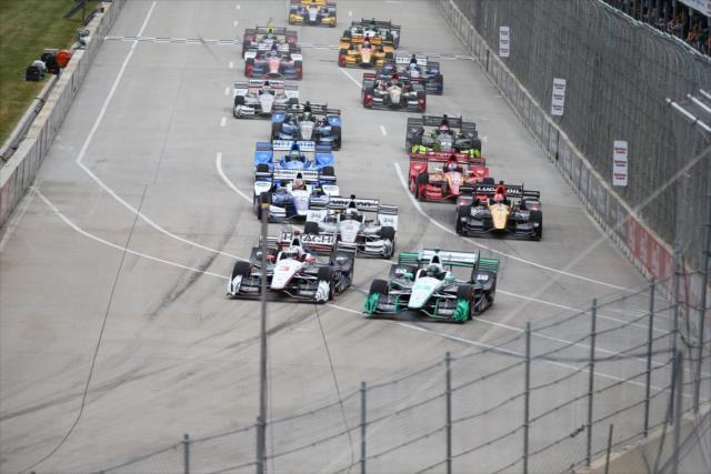 Indy Dual Detroit
