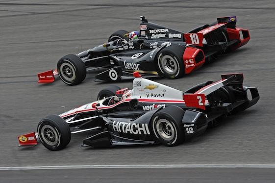 L'IndyCar va in Texas