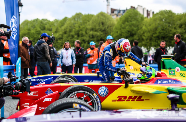 London ePrix, gran finale