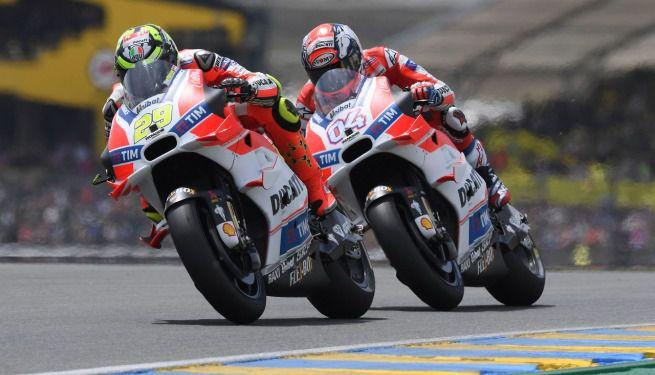 Nelle prime libere di Assen le Ducati volano, fuori dalla Top10 entrambe le HRC