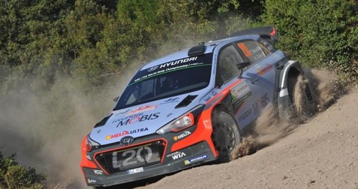 WRC, Sardegna: Neuville torna vincere, Ogier si consolida in Classifica