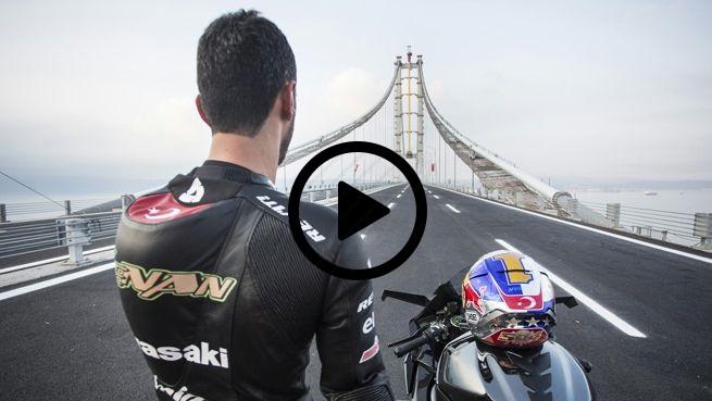 [VIDEO] - Kenan Sofuoglu a 400 Km/h sulla Kawasaki H2R!