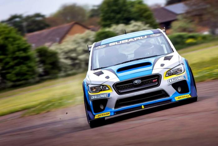 Al Tourist Trophy è Record per la Prodrive Subaru WRX STi con Mark Higgins