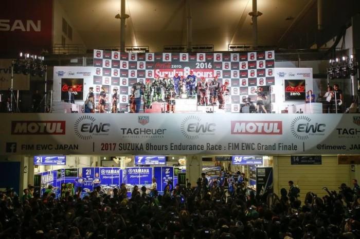 Che trionfo per Yamaha alla 8 Ore di Suzuka! Disastro Honda, Kawasa vicinissima