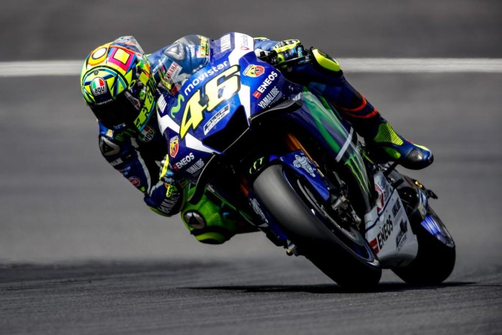 """Valentino Rossi: """"Al RedBull Ring il gas è sempre aperto. Le Ducati in vantaggio"""""""