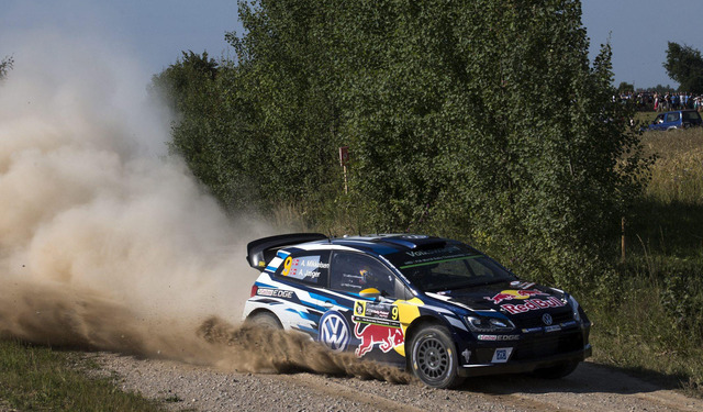 WRC, Polonia: Mikkelsen torna a trionfare davanti a Tanak