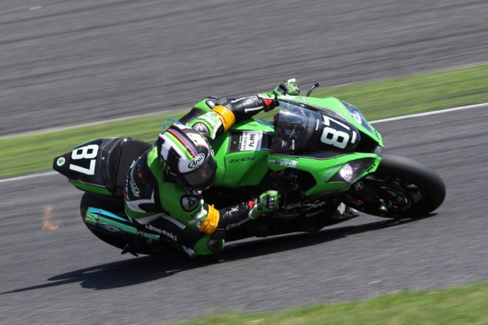 Kawasaki Green Team Suzuka 8 Hours 2016
