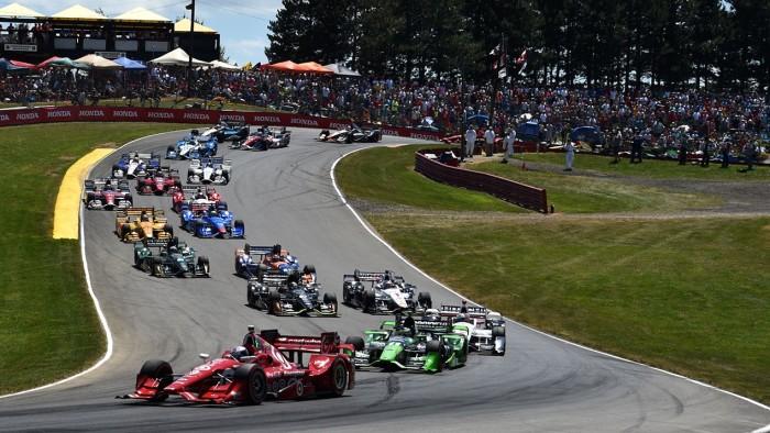 Indy Mid-Ohio: Pagenaud vince, Aleshin e Daly si mangiano le mani