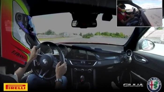 La Giuglia Quadrifoglio è ancora da Record al Nurburgring! (VIDEO)
