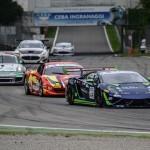 GT Italia: A Vallelunga nuovo BOP per GT3 e GT Cup