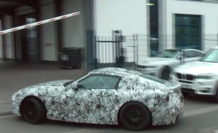 Ecco il primo VIDEO della nuova Supra! O della BMW Z5?!
