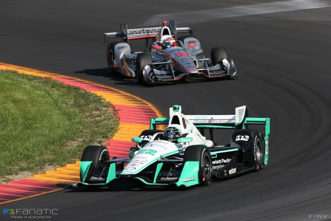 Pagenaud e Power