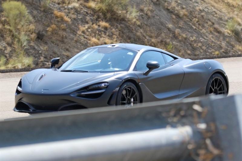 McLaren P14, l'erede della 650S è già realtà