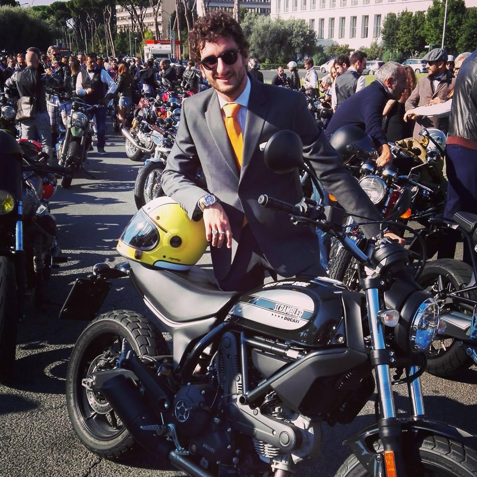 Un Week End Con La Ducati Scrambler Distinguished Gentlemans Ride
