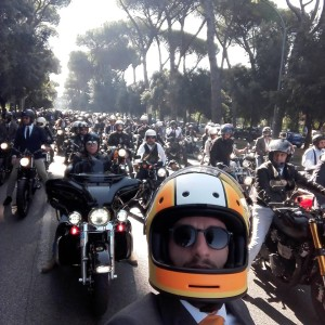 Un week-end con la Ducati Scrambler – Distinguished Gentleman's Ride Roma