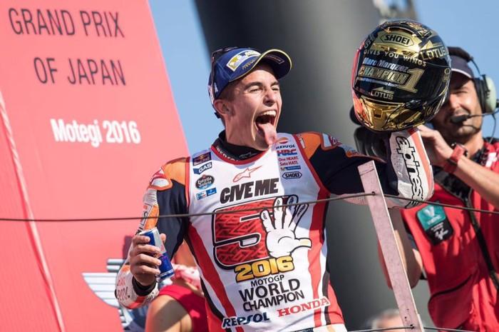 23 anni e 5 volte Campione del Mondo: Marquez sorpasserà Agostini?