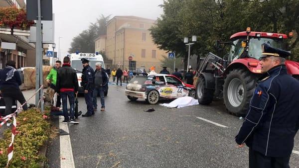Tragedia al RallyLegend, muore uno spettatore. Ecco il VIDEO dell'accaduto
