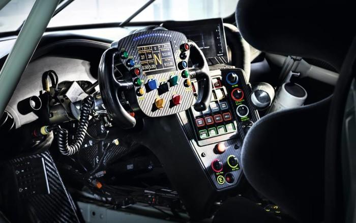 Porsche 911 RSR: il motore centrale per dare l'assalto al WEC