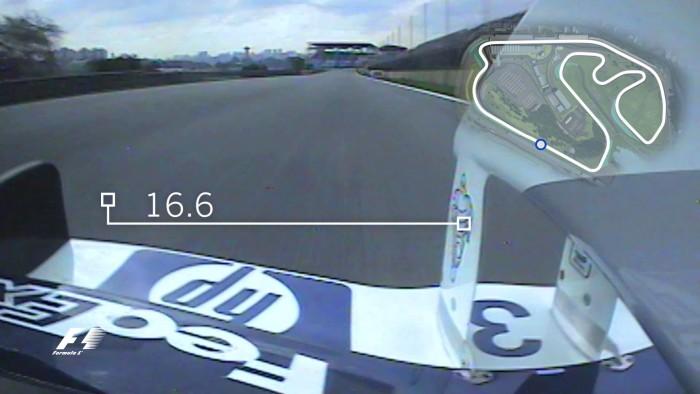 Quel giro-record di Interlagos registrato da Montoya nel 2004. [VIDEO]