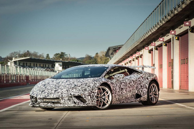 Lamborghini Huracan Performante in pista ad Imola (VIDEO On-Board)