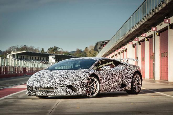 Lamborghini Huracan Performante in pista ad Imola (VIDEO On-Board)