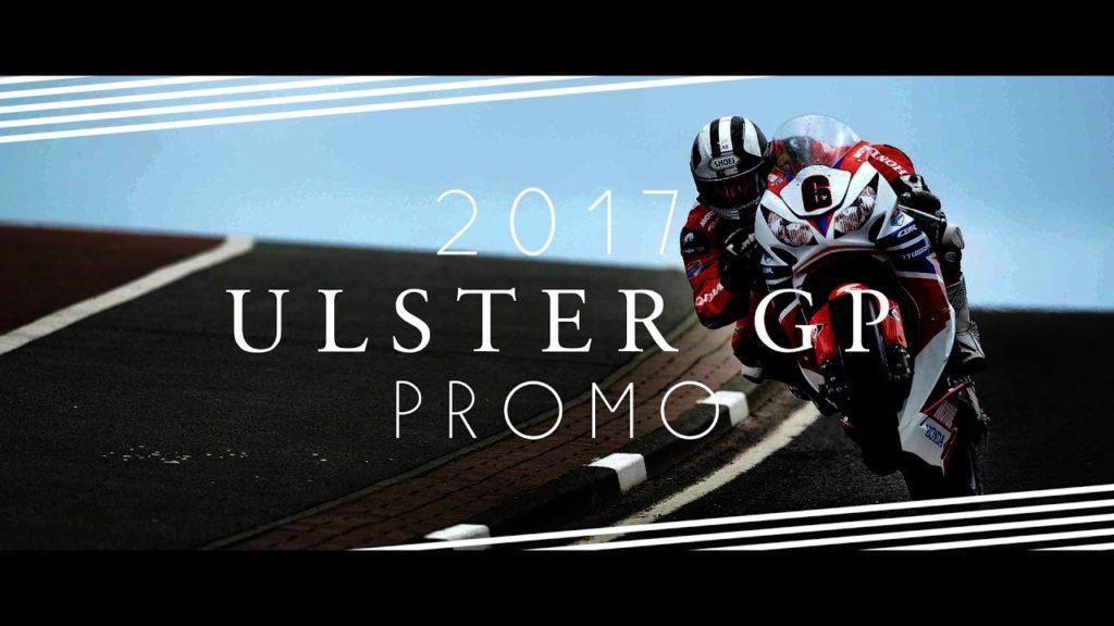 Road Race, Ulster GP 2017: Gaurda il Video Promo di Hadalson