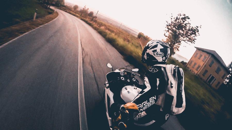 Tornare A Guidare La Moto: Chi Si Ricordava Fosse COSI' Bello?