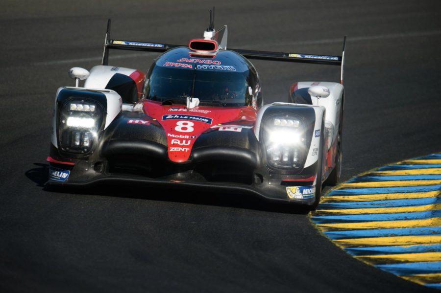 Porsche TS050 Hybrid Le Mans 2017 debacle
