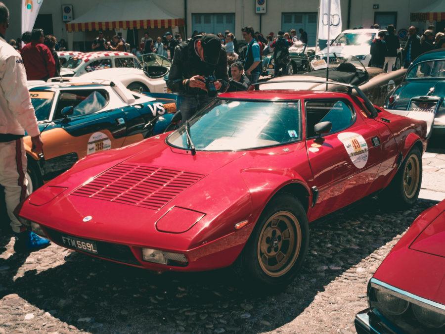 """Il """"GP delle Mura"""": quando a Bergamo tornano a suonare le Vecchie Glorie"""