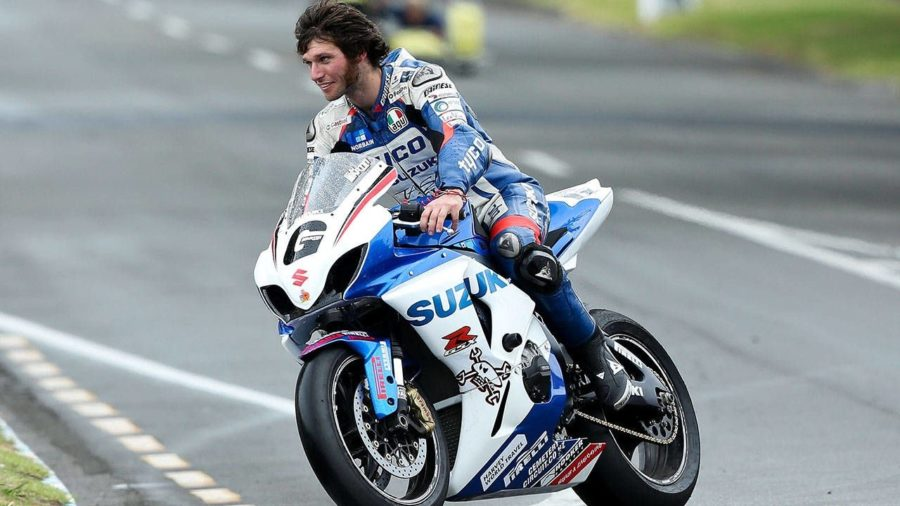 Guy Martin Suzuki GSX-R tourist trophy