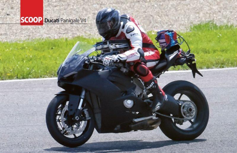 La Panigale V4 a Misano: ascolta il suono della nuova superbike Ducati!