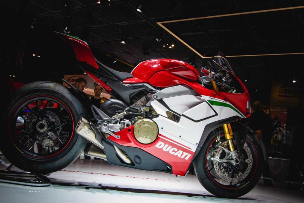 Ducati Panigale V4 Special Eicma 2017