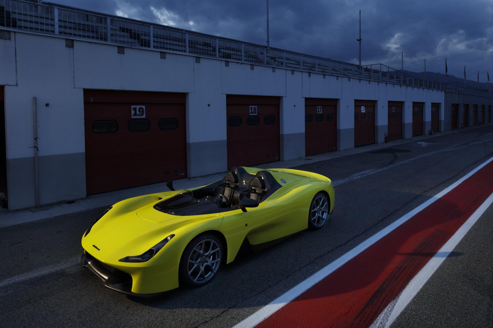 La Dallara Stradale è finalmente realtà! Con la targa ma prestazioni da Formula