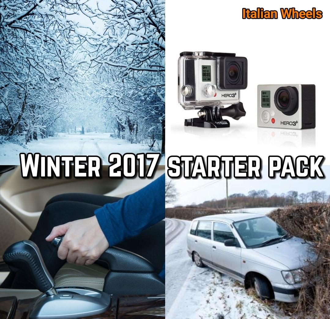 Teen-drifter Starter Pack? Tutt'altro: Lunga Vita ai Ken Blog!