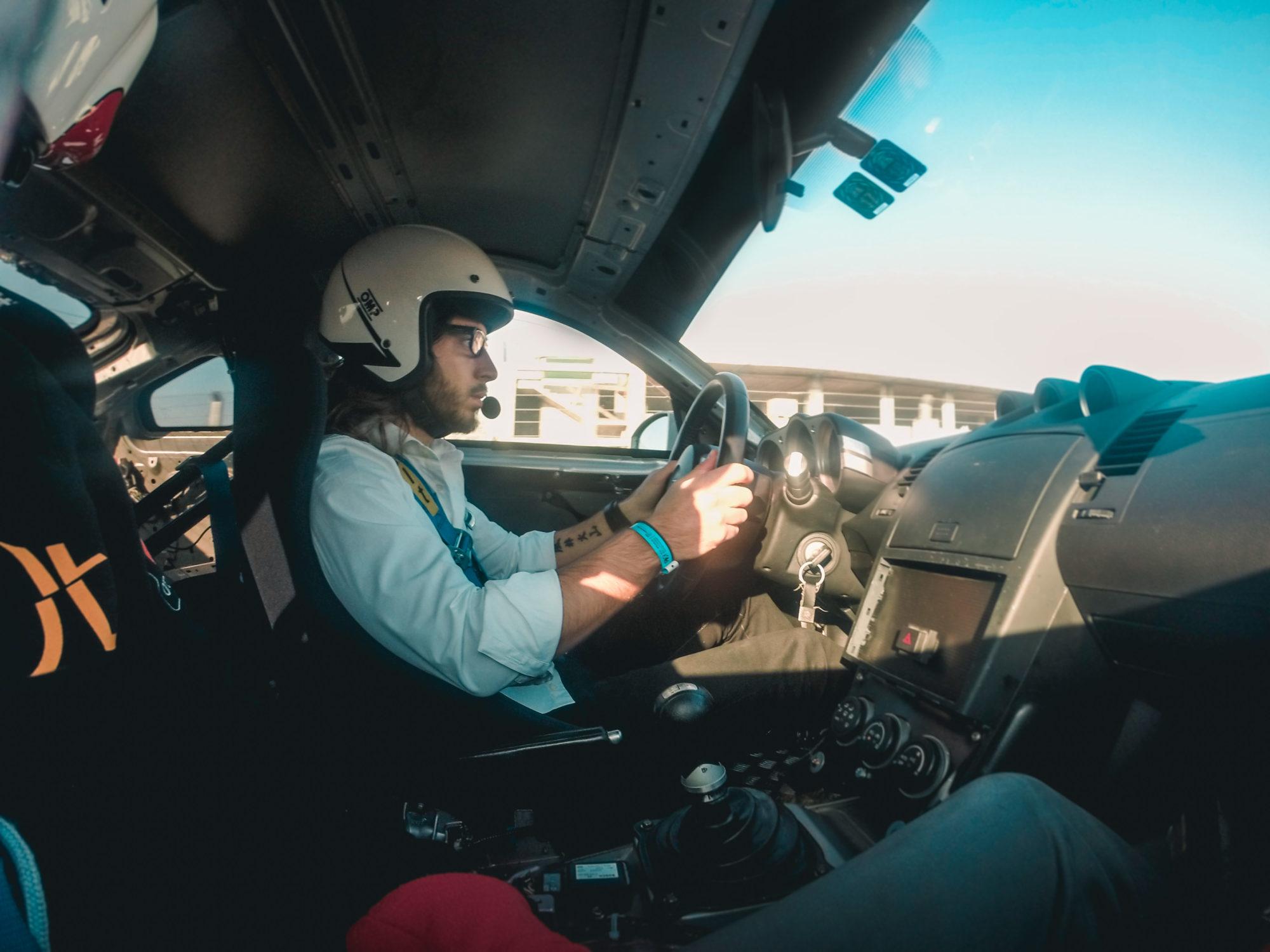 Ho guidato la 350Z di RWD