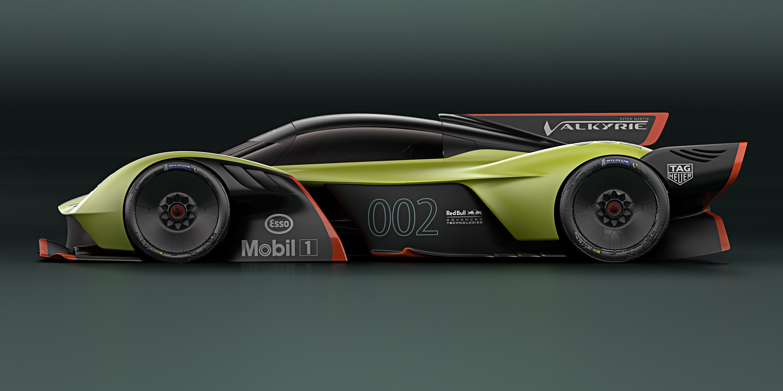 L'Aston Martin Valkyrie AMR Pro è la vettura track-only più assurda di sempre
